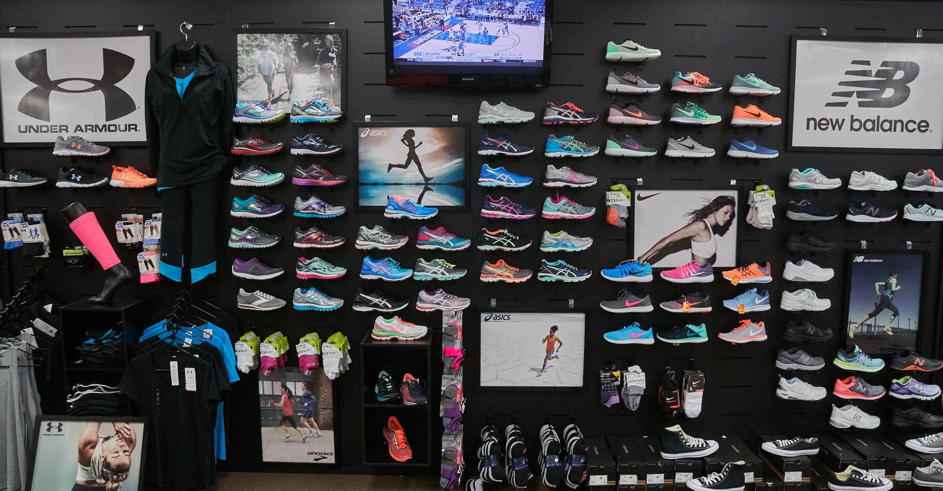 Atlantic shoe store 134