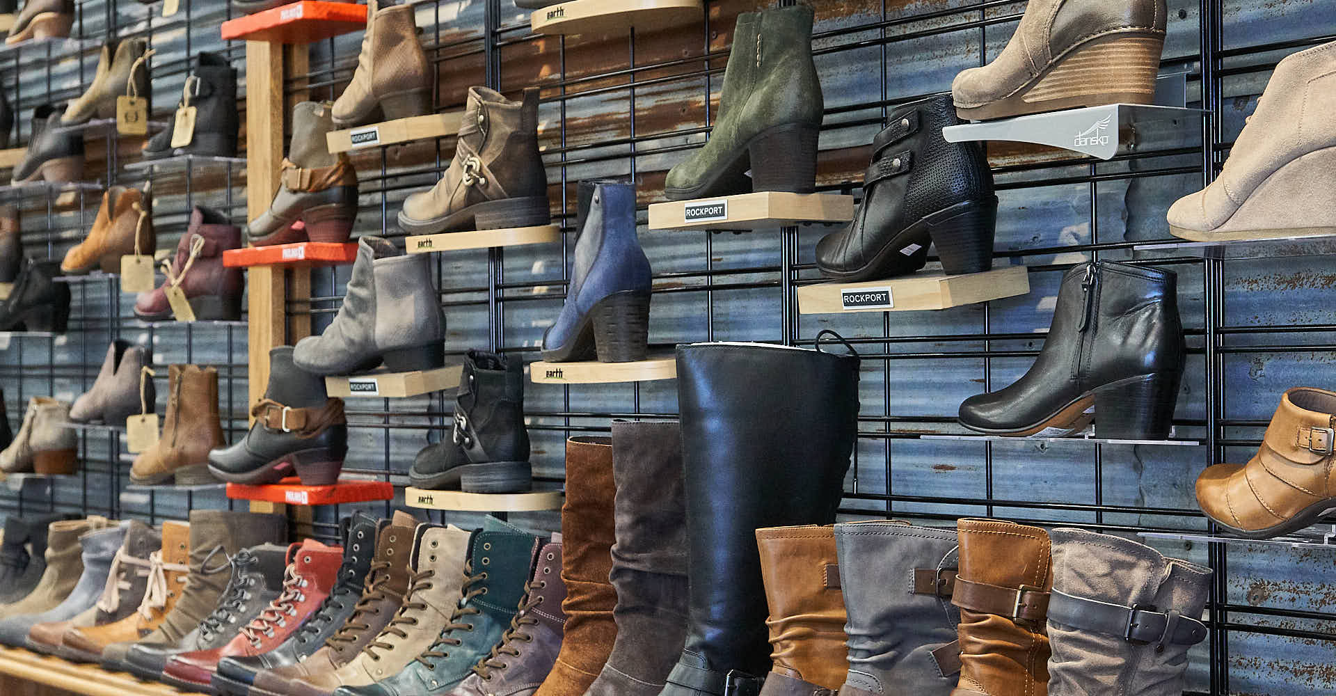 Boot Gallery