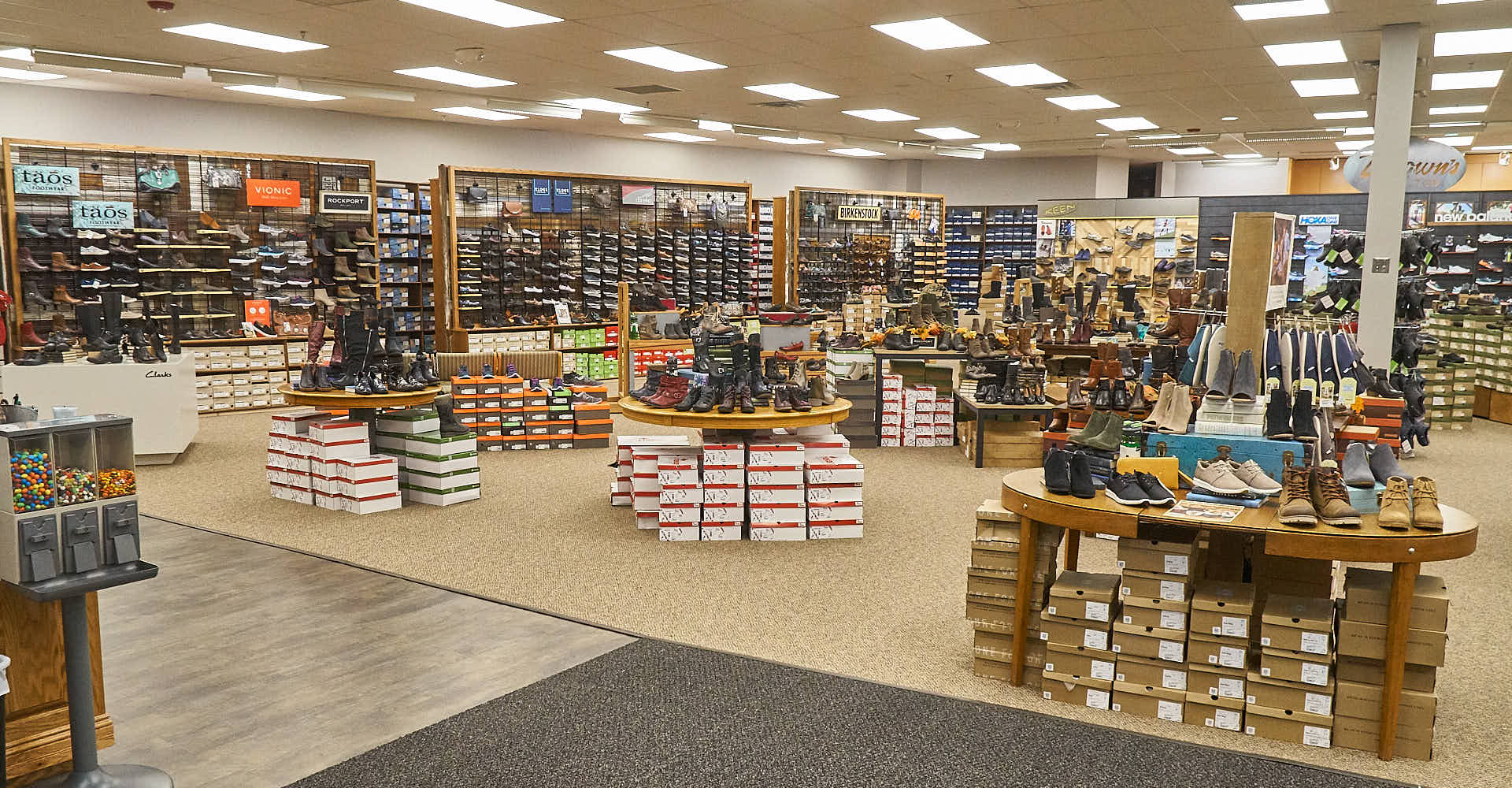 Cheyenne store interior photo