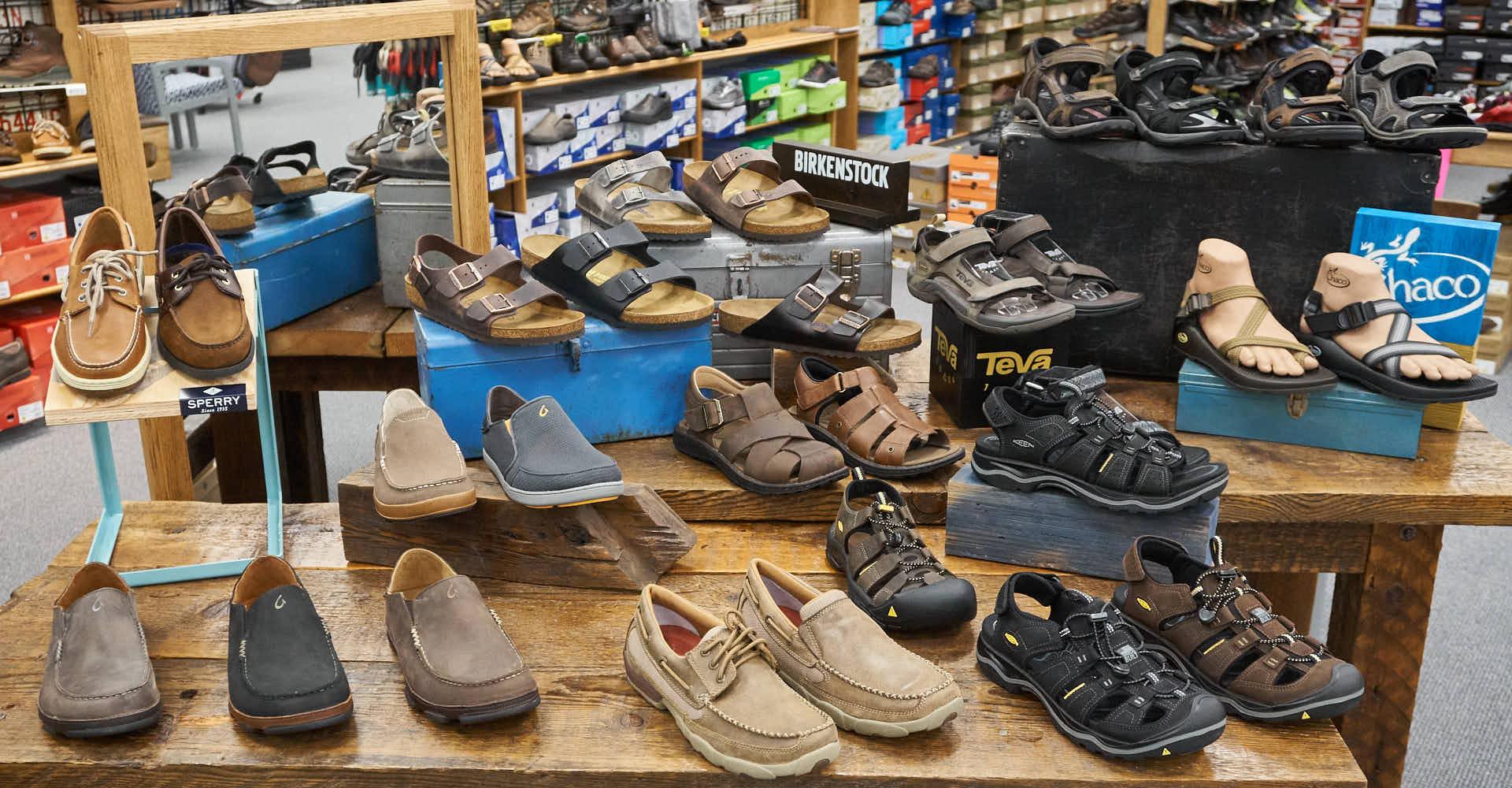 Dansko Taos Shoes