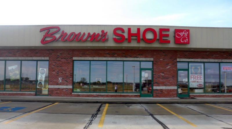 Shoe Stores In Columbus Ne