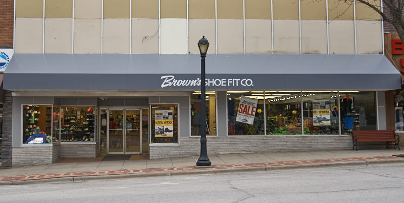 Atlantic shoe store