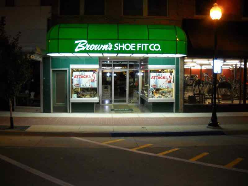 Brown S Shoe Store College Station Texas