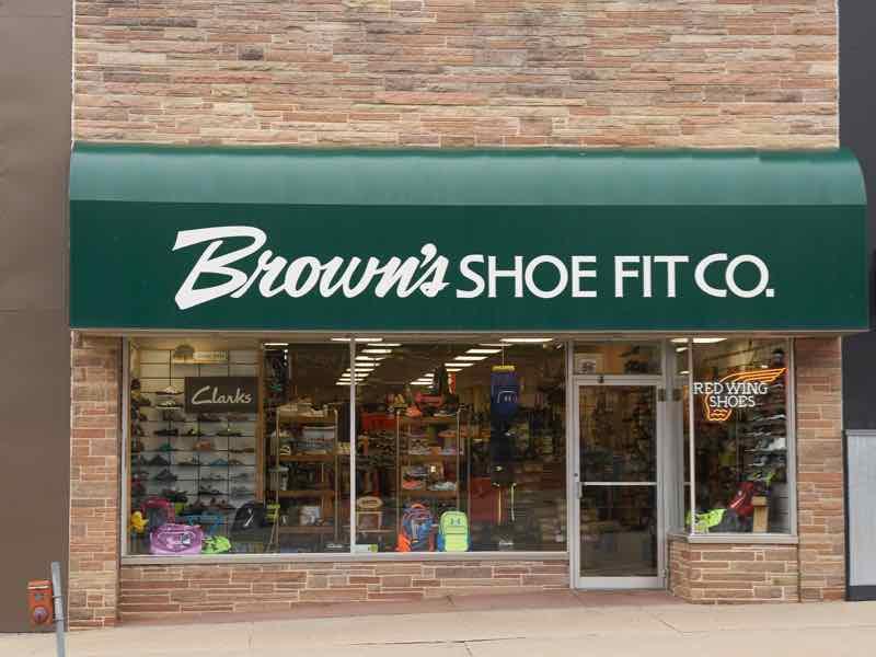 Nebraska City Storefront