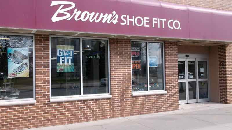 Shoe Stores In Marshalltown Iowa