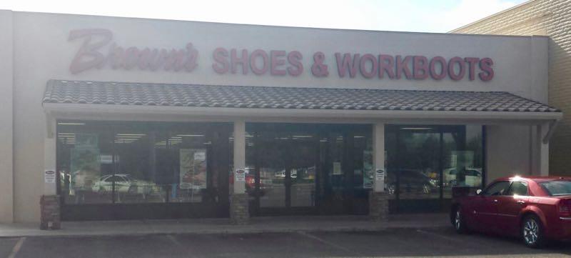 Clovis Storefront