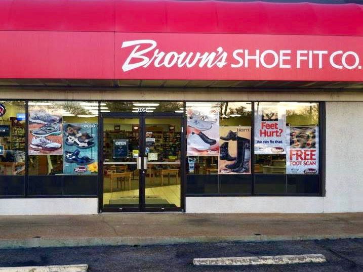 Brown Shoe Store Lufkin Tx